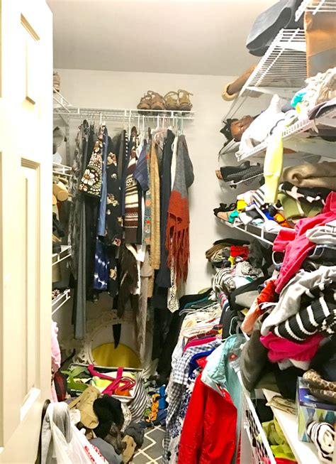 SHARING SOME GREAT TIPS ON HOW TO PURGE YOUR CLOSET