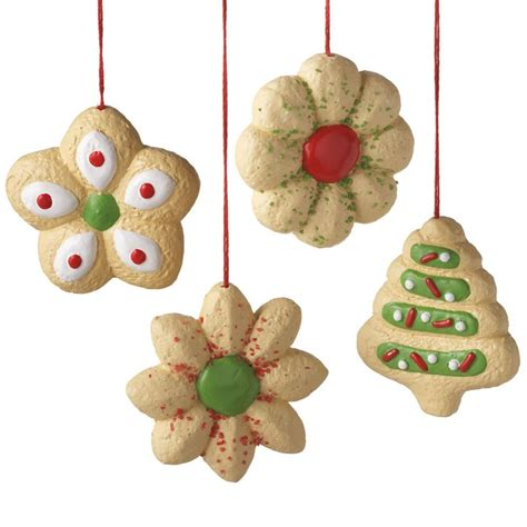 christmas cookie ornament christmas ornaments pinterest