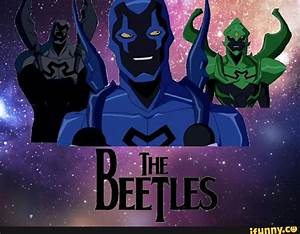 Beetles(Young Justice) Respect Thread