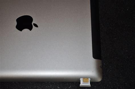surf sim card fuer einen tablet pc mit sim kartenslot