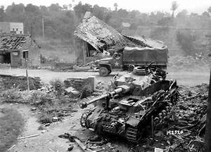 Destroyed Panzer Iv In Normandy  U2013 Ww2 Images