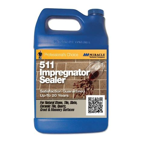 Miracle Sealants Tile Cleaner Gallon by Upc 753927511547 Tile Sealers Miracle Sealants