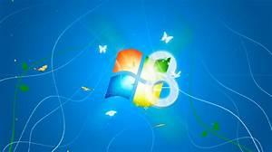 Windows 8 Light Animated Wallpaper full Windows 7 ...