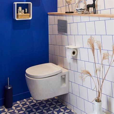 Couleur De Peinture Pour Wc Peinture Wc Id 233 Es Couleurs Pour Les Toilettes C 244 T 233 Maison