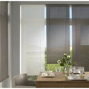 Store Enrouleur Bois : store enrouleur tamisant bois tiss blanc 60 65 x 180 cm ~ Premium-room.com Idées de Décoration