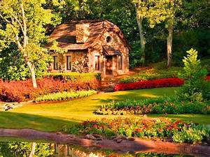 Beautiful House HD wallpaper