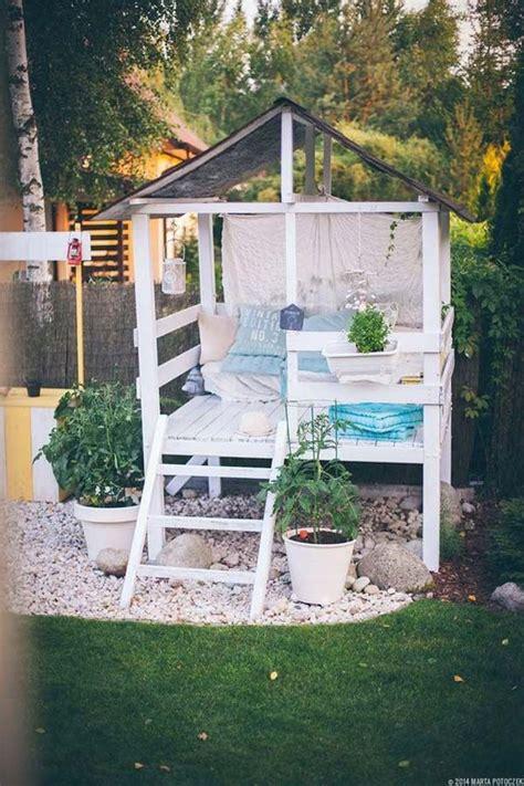backyard playhouse ideas  pinterest