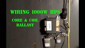 400 Watt Metal Halide Ballast Wiring Diagram