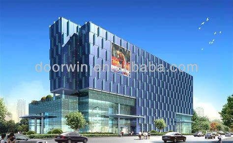 unitized curtain wall manufacturers semi unitized curtain wall system images