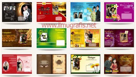 koleksi desain undangan custom terbaik  dvd format cdr