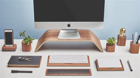 Office Desk Must Haves by 11 Office Desk Accessories Must Haves Minimalist Desk