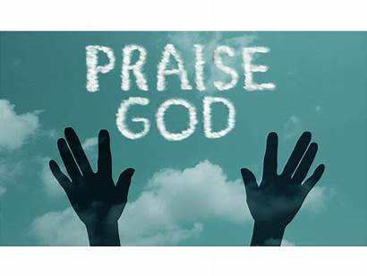 God Praise Clipart Praising Transparent Bible Jesus