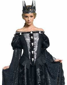 Snow White & The Huntsman Evil Queen Ravenna Womens Fancy ...
