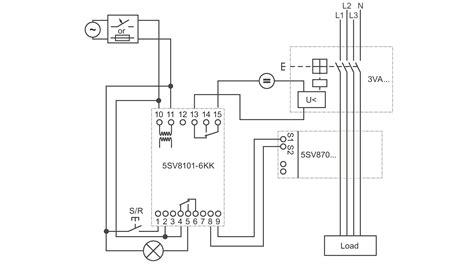 shunt trip breaker wiring diagram wellread me
