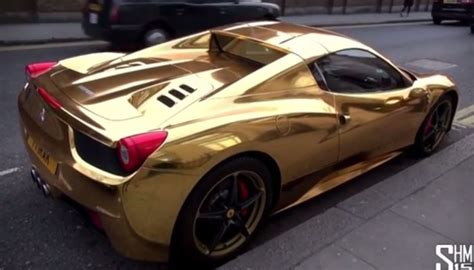 golden ferrari price lil wayne s bought 2 cars for her daughter and wife