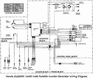 Honda Generator Wiring Schematic