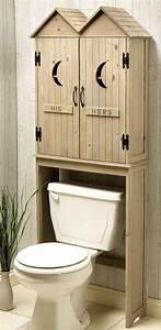 Armoire Salle De Bain Bois : 1001 id es tag re wc 40 mod les pour trouver le meuble id al ~ Teatrodelosmanantiales.com Idées de Décoration