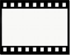 Film Reel Picture Frame Clipart Best