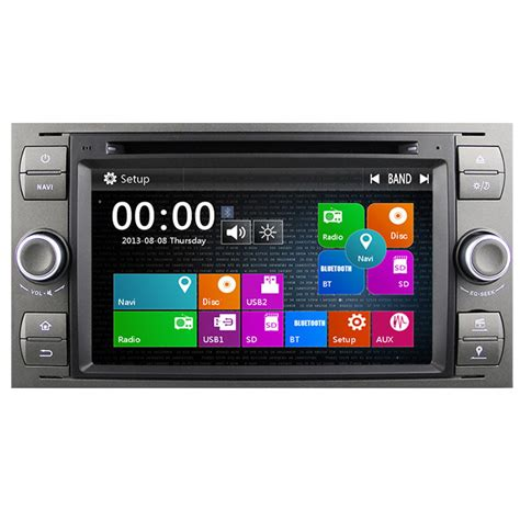 direct fit head unit gps radio sat nav dvd bluetooth