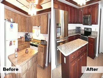 kitchen cabinet refacing tampa   Cabinet Refacing   Tampa, FL   Pierce   Kitchen Tune Up