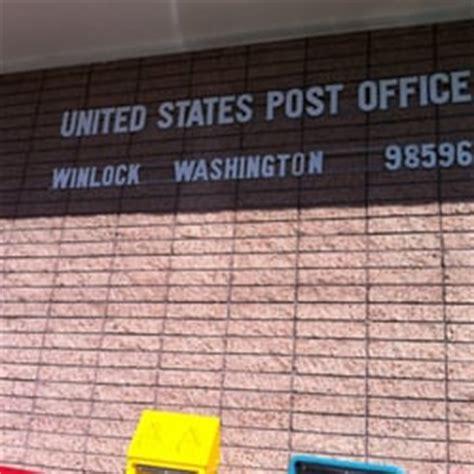 united states postal service phone number us post office post offices 220 ne 1st st winlock wa