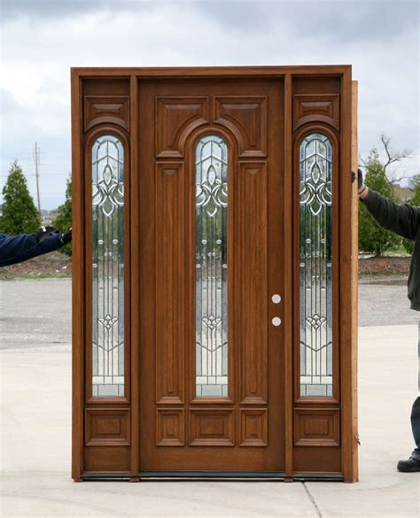 exterior doors with sidelights exterior doors with sidelights pre finished