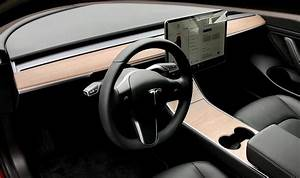 Has anyone installed RPM's Wood Grain Console Wrap? | Tesla Model 3 Owners Club