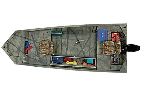 Tracker Duck Hunting Boat by Research Tracker Boats Grizzly 1548 T Blind Duck Hunting