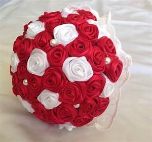 mariage rouge et blanc galerie avec bouquet de mariae With tapis chambre bébé avec bouquet de fleurs rose rouge