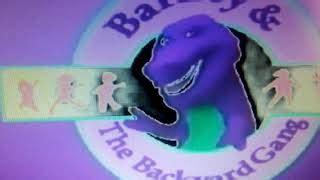 Barney And The Backyard Theme Song by Barney G Major 123vid