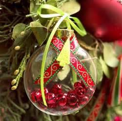 Jingle Bell Christmas Tree Ornaments