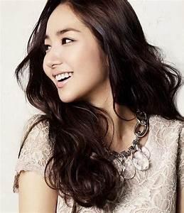 korean actress 박민영 long wave hair style | girls ...