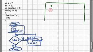 Fakultät Berechnen Java : 02d 7 fakult t berechnen flussdiagramm und struktogramm youtube ~ Themetempest.com Abrechnung