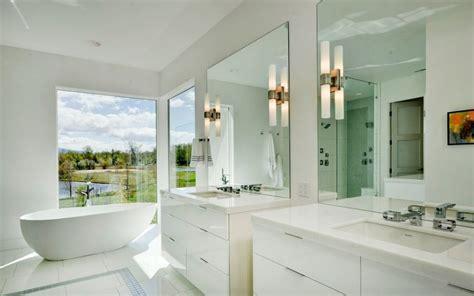 diy bathroom mirror ideas how to decorate large bathroom spaces