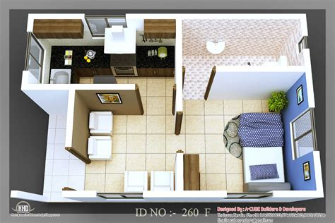 blueprint home design 3d isometric views of small house plans kerala home