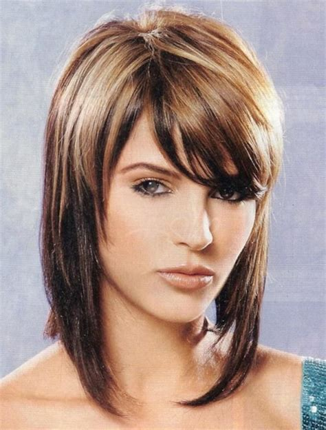 medium length hairstyles 2014