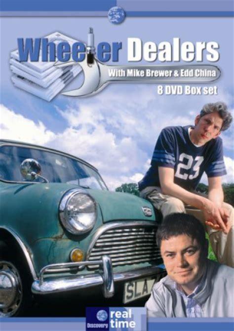 Wheeler Dealers by Wheeler Dealers Box Set Dvd Zavvi