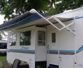 Carefree Electric RV Awnings