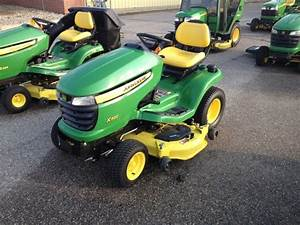 2013 John Deere X320 Lawn  U0026 Garden And Commercial Mowing