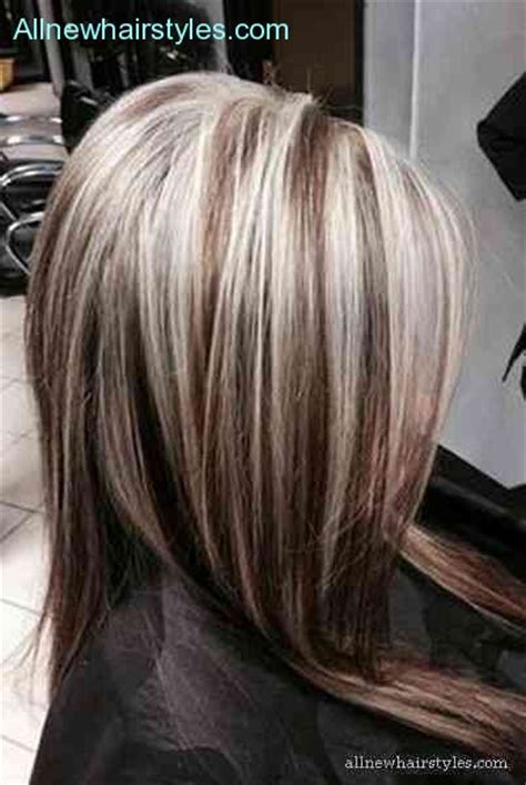 Hair With Lowlights by Hair With Auburn Lowlights Allnewhairstyles