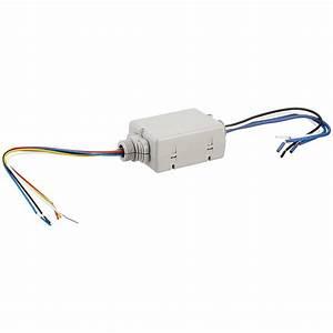 Leviton 20 Amp Standard Power Pack For Occupancy Sensors