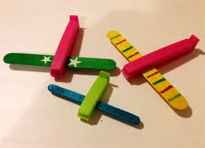 Easy Crafts with Popsicle Sticks