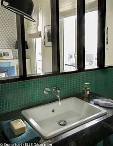 Profilé Alu Salle De Bain : un appartement perch sur les hauteurs de montmartre ~ Premium-room.com Idées de Décoration