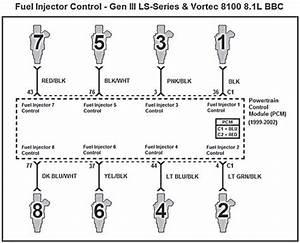 Gm Gen Iii Ls Pcm  Ecm  How To Change The Firing Order  U2022 Ls Engine Diy