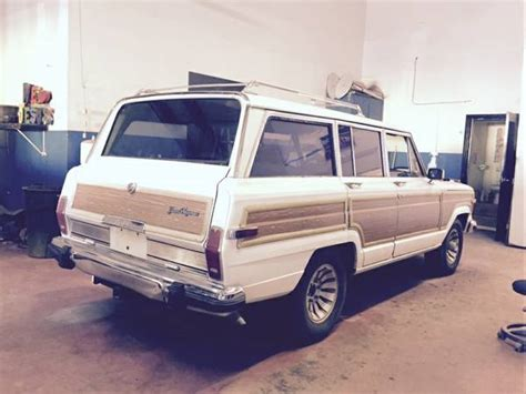 jeep grand wagoneer  automatic  sale  houston