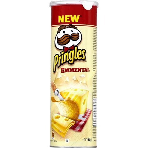 info recette cuisine chips pringles emmental 165 g la vie grande épicerie et fraiche