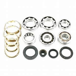 S1 Transmission Bearing  Seal Kit W  Synchro Rings 1990