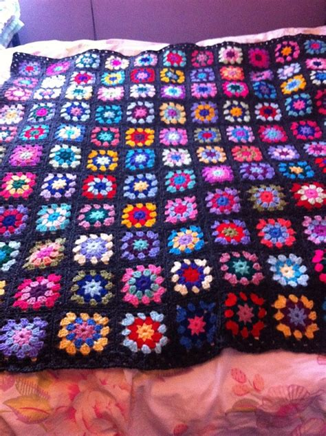 Ravelry Summer Garden Granny Square Pattern By Lucy Of