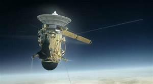 NASA looks ahead to future Saturn missions as Cassini ...