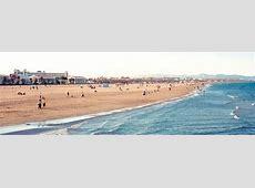Beach Costa de Valencia Escuela de Español Valencia, España